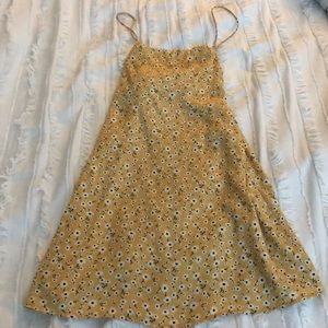 Princess Polly Dresses - Floral Yellow Dress💛🔐